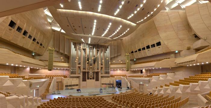 международного дома музыки