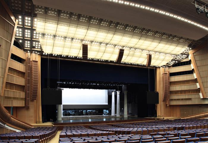 Большой зал Государственного